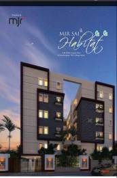 1330 sqft, 3 bhk Apartment in Builder MJR Sai Habitat Karmanghat, Hyderabad at Rs. 44.0000 Lacs