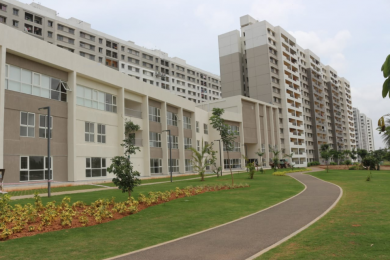 1200 sqft, 2 bhk Apartment in Sobha Tropical Greens At Dream Acres Varthur, Bangalore at Rs. 78.0000 Lacs