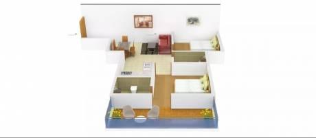 780 sqft, 2 bhk Apartment in Shree Green Space Sector 14 Panchkula Extension, Panchkula at Rs. 19.5000 Lacs