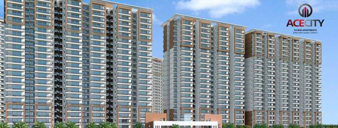1530 sqft, 3 bhk Apartment in Ace City Sector 1 Noida Extension, Greater Noida at Rs. 50.4100 Lacs