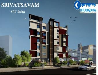 1000 sqft, 2 bhk Apartment in Builder Srivatsavam ECIL Cross Road, Hyderabad at Rs. 30.0000 Lacs