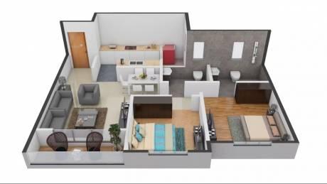 1163 sqft, 2 bhk Apartment in TATA New Haven Nelamangala Town, Bangalore at Rs. 14000