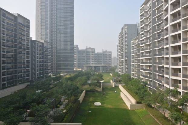 2871 sqft, 4 bhk Apartment in Ireo Skyon Sector 60, Gurgaon at Rs. 2.3500 Cr