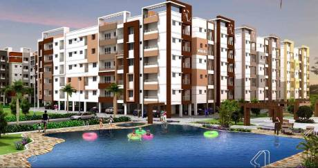 1289 sqft, 2 bhk Apartment in Sai Brundavanam Telaprolu, Vijayawada at Rs. 32.2121 Lacs