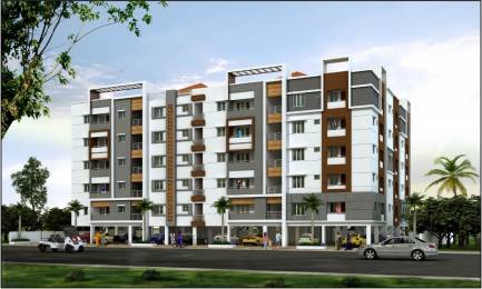 832 sqft, 2 bhk Apartment in Sai Brundavanam Telaprolu, Vijayawada at Rs. 26.0000 Lacs