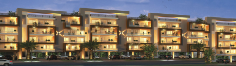1730 sqft, 3 bhk Apartment in Bliss Orra Gazipur, Zirakpur at Rs. 55.0000 Lacs