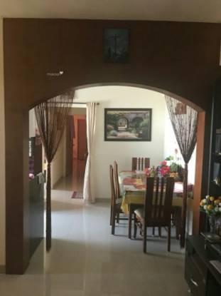 1290 sqft, 2 bhk Apartment in Geras Park View Kharadi, Pune at Rs. 28000