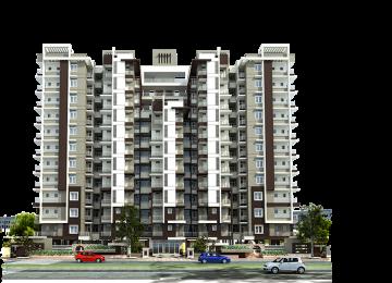 860 sqft, 2 bhk Apartment in SDC Ganesham Vaishali Nagar, Jaipur at Rs. 25.0000 Lacs