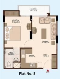 633 sqft, 1 bhk Apartment in ARG Divine Enclave Bhankrota, Jaipur at Rs. 17.5000 Lacs