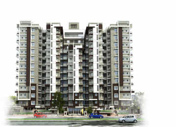 1525 sqft, 3 bhk Apartment in Vardhman The Horizon Jhotwara, Jaipur at Rs. 44.6000 Lacs