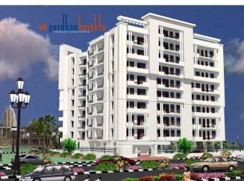 723 sqft, 1 bhk Apartment in Gordhan Shree Gordhan Heights Mansarovar Extension, Jaipur at Rs. 23.1200 Lacs