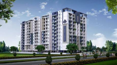 1050 sqft, 2 bhk Apartment in Builder Vardhman Sampada Vaishali Nagar, Jaipur at Rs. 10000