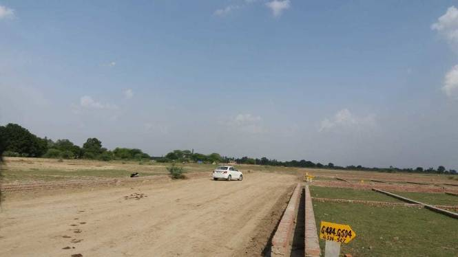 1000 sqft, Plot in Builder VAIDIK VIHAR raibareli road nigohan, Lucknow at Rs. 4.5000 Lacs