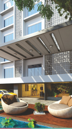 2300 sqft, 3 bhk Apartment in Builder Project VIP Road, Surat at Rs. 1.1730 Cr
