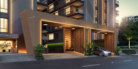 1269 sqft, 2 bhk Apartment in Builder Project Bhimrad, Surat at Rs. 49.1100 Lacs