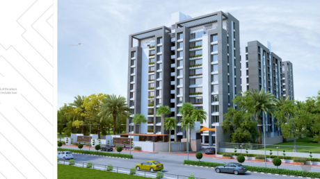 1827 sqft, 3 bhk Apartment in Builder Project Althan Canal Road, Surat at Rs. 70.7000 Lacs