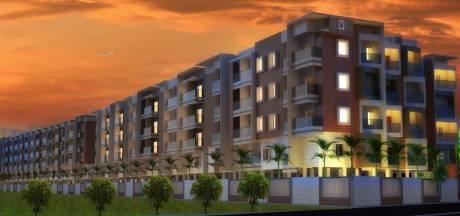 1044 sqft, 2 bhk Apartment in DS Springfield Anagalapura Near Hennur Main Road, Bangalore at Rs. 40.0000 Lacs