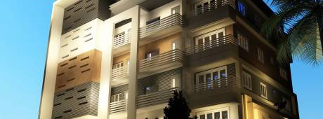 1392 sqft, 3 bhk Apartment in Reddy Jayani Hennur, Bangalore at Rs. 80.0000 Lacs