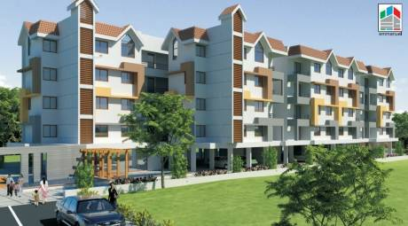 1100 sqft, 2 bhk Apartment in Emmanuel Residency Electronic City Phase 2, Bangalore at Rs. 45.0000 Lacs