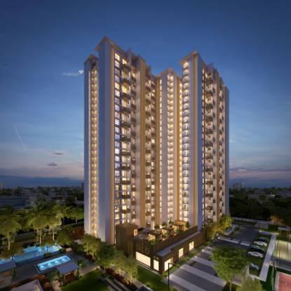 1792 sqft, 3 bhk Apartment in Mahindra Windchimes Bilekahalli, Bangalore at Rs. 1.4000 Cr