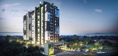 952 sqft, 1 bhk Apartment in CoEvolve Northern Star Jakkur, Bangalore at Rs. 60.0000 Lacs
