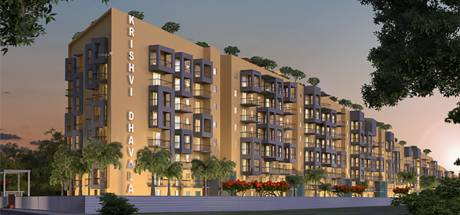 1630 sqft, 3 bhk Apartment in Krishvi Dhavala Bellandur, Bangalore at Rs. 90.0000 Lacs