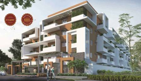 1050 sqft, 2 bhk Apartment in Builder platinam spring Thanisandra Main Road, Bangalore at Rs. 45.0000 Lacs