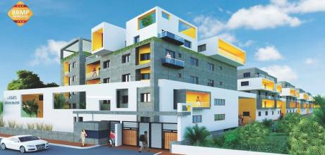 1035 sqft, 2 bhk Apartment in Builder North lake span Jakkur, Bangalore at Rs. 50.0000 Lacs