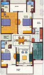 1500 sqft, 3 bhk Apartment in Today Homes Blossoms II Sector 51, Gurgaon at Rs. 1.2000 Cr