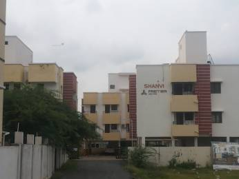 1109 sqft, 2 bhk Apartment in Builder Shaanvi premier S Kolathur, Chennai at Rs. 62.0000 Lacs