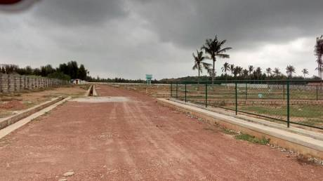 1200 sqft, Plot in Builder nisarga white county Hoskote, Bangalore at Rs. 21.6000 Lacs