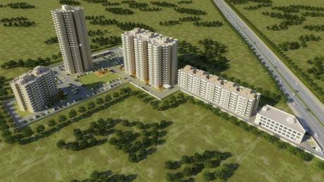 700 sqft, 2 bhk Apartment in Imperia Structures Builders The Esfera Sector-37 Gurgaon, Gurgaon at Rs. 22.5771 Lacs