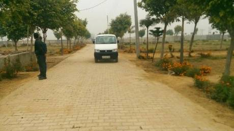 495 sqft, Plot in BKR Developers Eco City Sector 29 Faridabad, Faridabad at Rs. 11.0000 Lacs