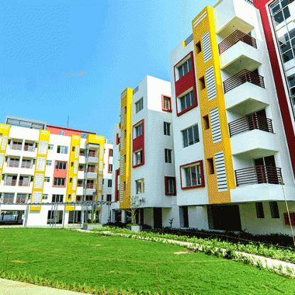 1212 sqft, 3 bhk Apartment in Builder Sugam Serenity Sonarpur, Kolkata at Rs. 40.0000 Lacs