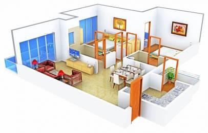 1385 sqft, 2 bhk Apartment in Paras Dews Sector 106, Gurgaon at Rs. 75.0000 Lacs