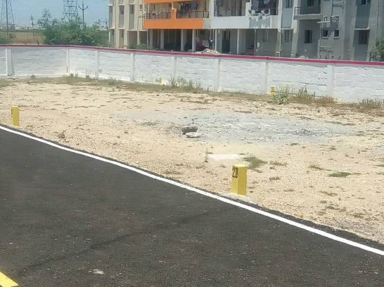 1201 sqft, Plot in Builder akshayam diamond avenue medavakkam Medavakkam, Chennai at Rs. 42.0000 Lacs