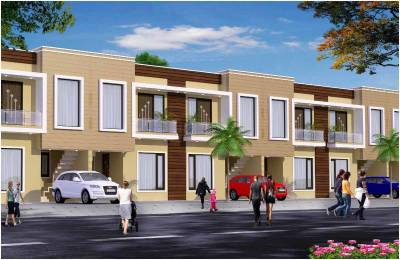 720 sqft, 3 bhk Villa in Builder realm green enclave dera bassi chandigarh Dera Bassi, Chandigarh at Rs. 24.9000 Lacs