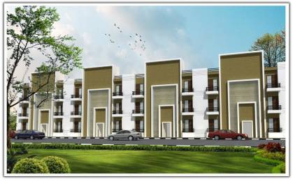 701 sqft, 2 bhk Apartment in Builder ubber Golden Palms Dera Bassi Chandigarh Dera Bassi, Chandigarh at Rs. 17.9000 Lacs