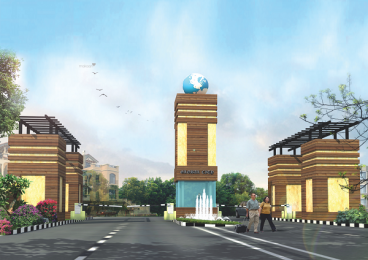 1012 sqft, 2 bhk Villa in Builder Realm Global City Sunny Enclave, Chandigarh at Rs. 39.9000 Lacs