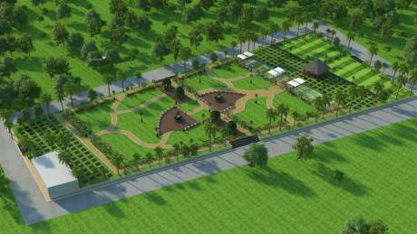 1000 sqft, Plot in Builder Crisent park Garden city super corridor indore Super Corridor, Indore at Rs. 13.5000 Lacs