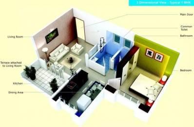 650 sqft, 1 bhk Apartment in Shagun Sunshine Hills Undri, Pune at Rs. 23.0000 Lacs