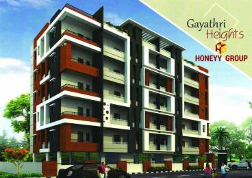 1010 sqft, 2 bhk Apartment in Builder Gayathri hights Bakkanapalem Road, Visakhapatnam at Rs. 32.3200 Lacs