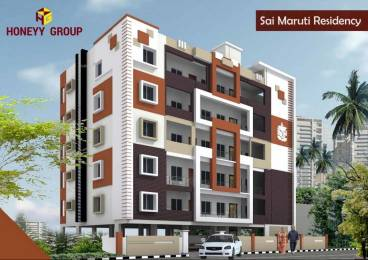 1020 sqft, 2 bhk Apartment in Builder Sai maruthi residency Bakkanapalem Road, Visakhapatnam at Rs. 32.6800 Lacs