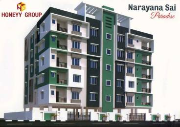 1300 sqft, 3 bhk Apartment in Builder Narayana sai paradise PMPalem, Visakhapatnam at Rs. 42.9000 Lacs