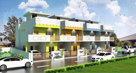 1560 sqft, 3 bhk Villa in Builder Project Guduvancheri, Chennai at Rs. 45.2400 Lacs