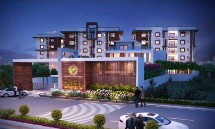 1240 sqft, 2 bhk Apartment in Fortune Green Golden Oriole Manikonda, Hyderabad at Rs. 67.0000 Lacs