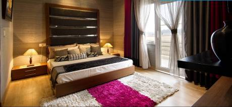 1200 sqft, 2 bhk Apartment in Royale Balaji Towers Kishanpura, Zirakpur at Rs. 11500