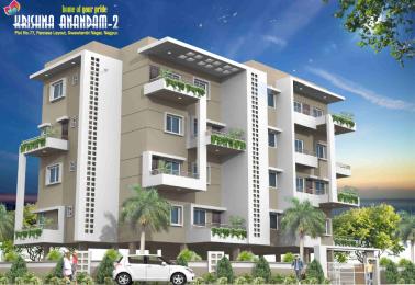 1025 sqft, 2 bhk Apartment in Krishna Anandam 2 Swawlambi Nagar, Nagpur at Rs. 49.2000 Lacs