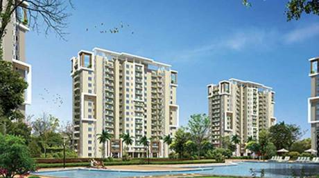 1900 sqft, 3 bhk Apartment in Emaar Palm Gardens Sector 83, Gurgaon at Rs. 1.0600 Cr