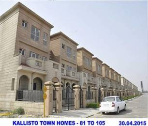 4000 sqft, 4 bhk Villa in Jaypee Kallisto Townhomes Sector 128, Noida at Rs. 4.1500 Cr